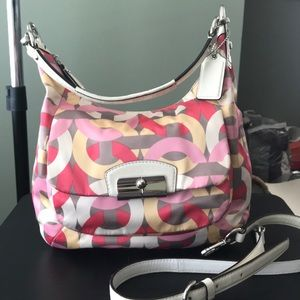 Spring and Summer Coach Purse